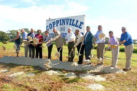 Breaking Ground, Coopinville