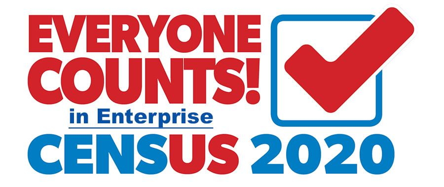 Everyone Counts in Enterprise3 inch