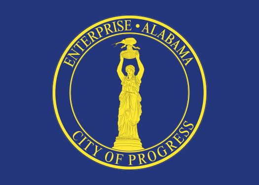 Enterprise Alabama official seal