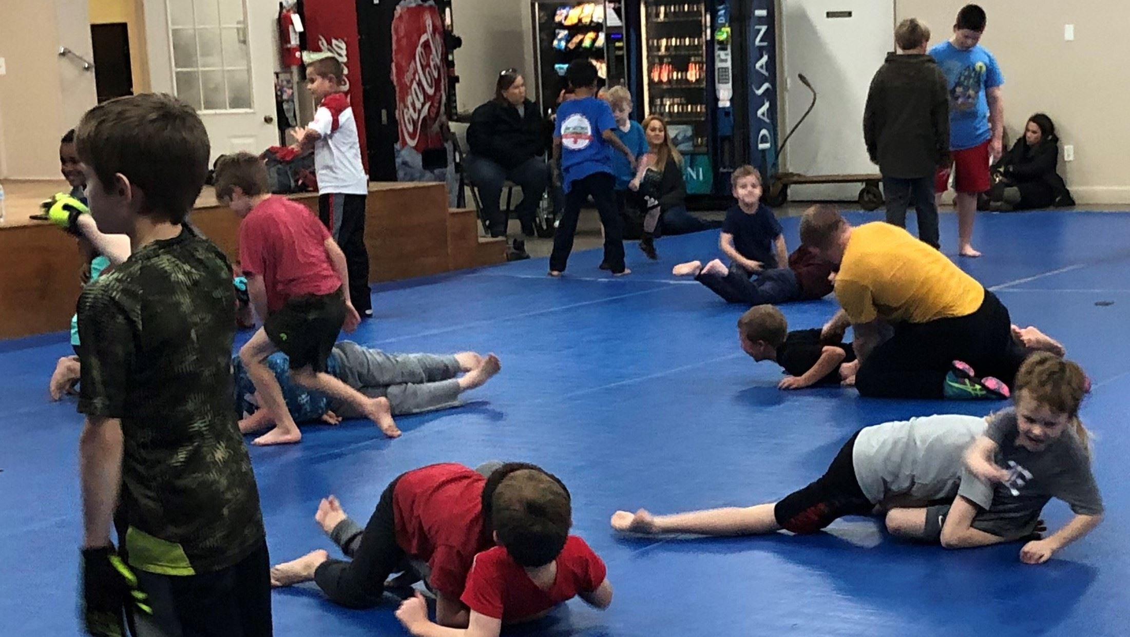 Wrestling Clinic 2019